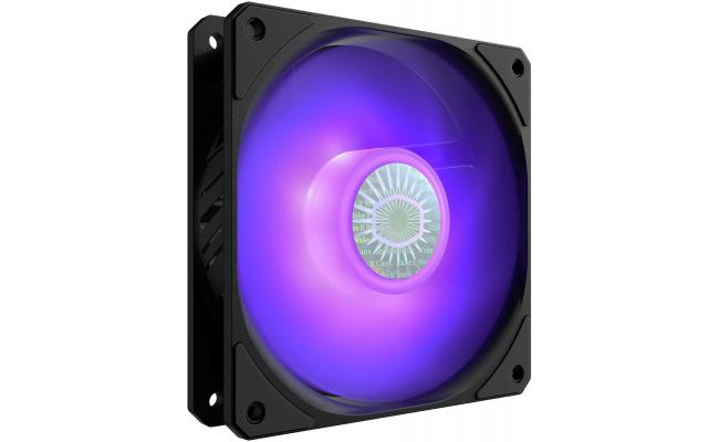 Cooler Master SickleFlow 120 RGB New Frame With Updated Lighting Single  Fan