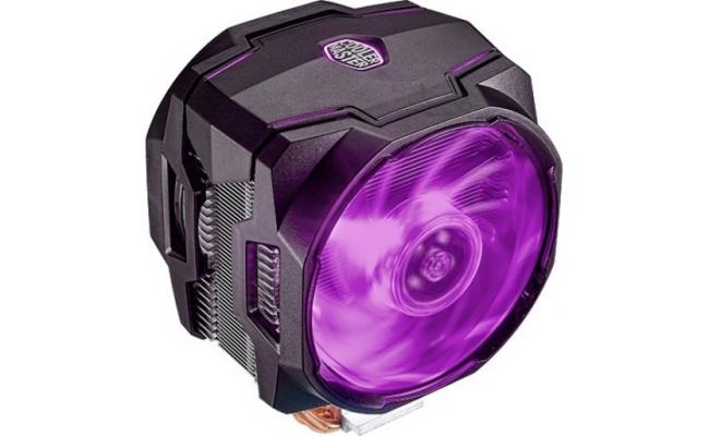 Cooler Master MASTERAIR MA610P WITH RGB CONTROLLER  CPU AIR Cooler