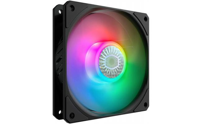 Cooler Master SickleFlow 120 ARGB New Frame With Updated Lighting Single  Fan