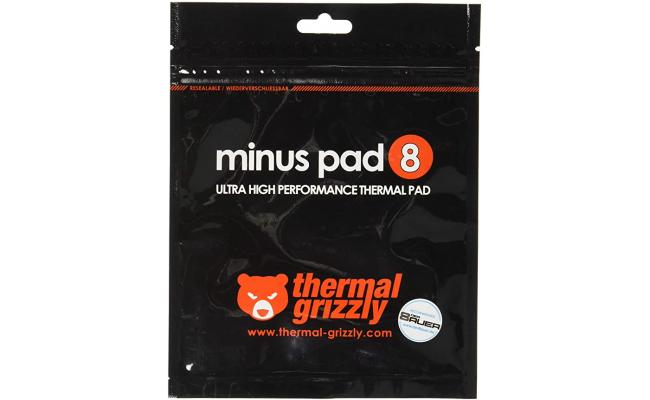 Thermal Grizzly MINUS PAD 8 - 100X 100X 1,0 MM