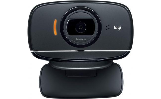 LogitechC525 Foldable HD 720p video calling with autofocus WEBCAM
