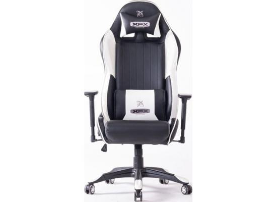 XFX GTR400 Faux Leather Gaming Chair - White
