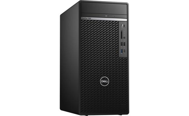 Dell OptiPlex 7080 Desktop Tower 10th Gen Core i7-10700 Up To 4.8GHZ, 4GB DDR4 , 1TB HDD