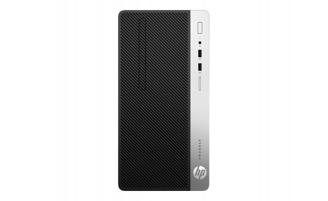 HP ProDesk 400 G6 Micro Tower ,Intel Core i5-9500 4GB RAM 1TB HDD ,PC Desktop