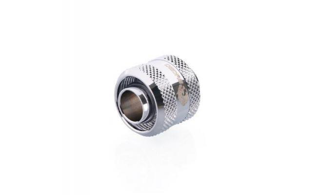 Bykski Flex 10mm ID x 16mm OD Fitting - Silver (B-FT3-TK-V2)