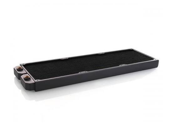 Bykski 420mm x 29mm Copper Radiator - Thin - Black (B-RD420-TN)