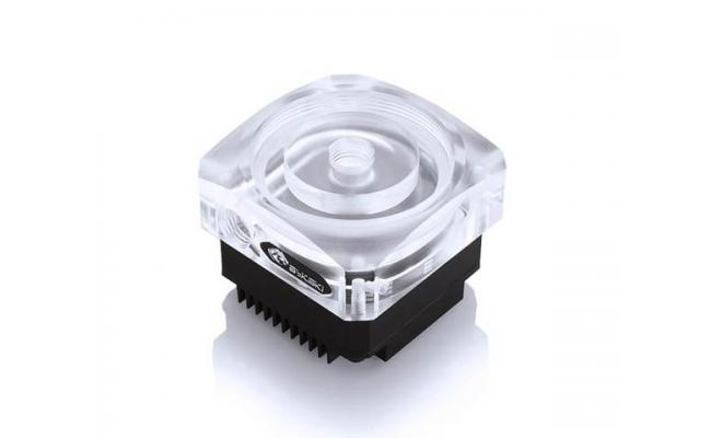 Bykski DDC Style Pump w/ 5v ARGB (RBW) LED, Balck (CP-PA-X)