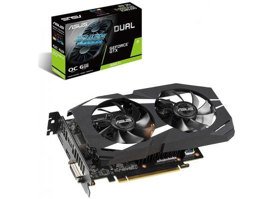 Asus NVIDIA Dual GeForce GTX 1660 Ti OC 6GB GDDR6