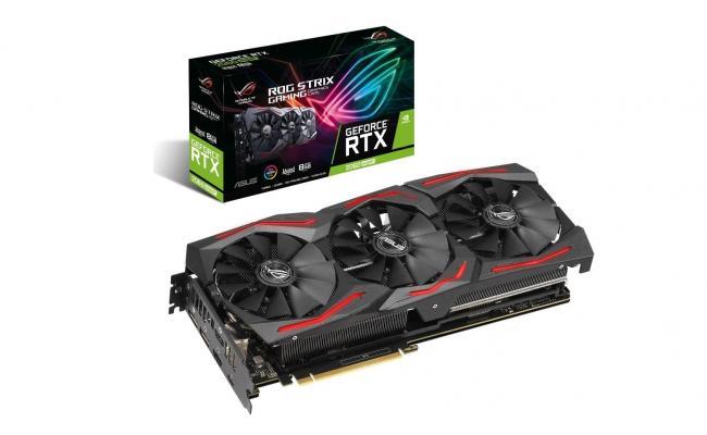 Asus ROG STRIX GeForce RTX 2060 SUPER OC 8GB GDDR6