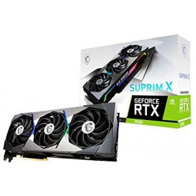 MSI GeForce RTX™ 3090 SUPRIM X 24G - Graphics Card