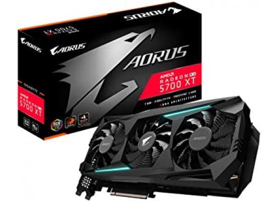 Gigabyte AMD AORUS Radeon™ RX 5700 XT 8GB