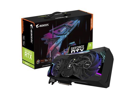 Gigabyte AORUS GeForce RTX™ 3080 Ti MASTER 12GB - Graphics Card