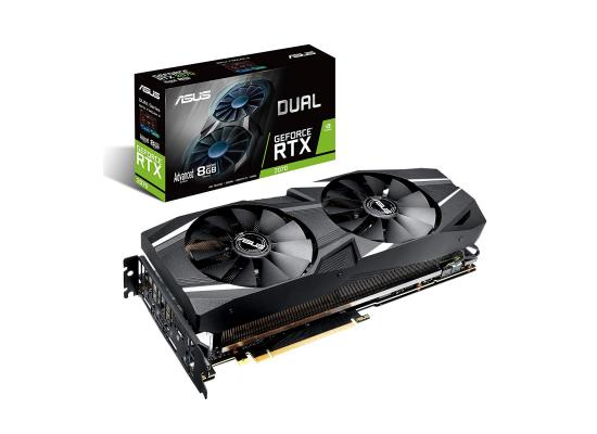 ASUS Dual GeForce RTX 2070 Advanced edition 8GB GDDR6