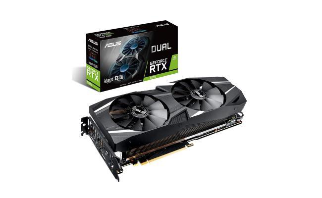 ASUS Dual GeForce RTX 2070 Advanced edition 8GB GDDR6