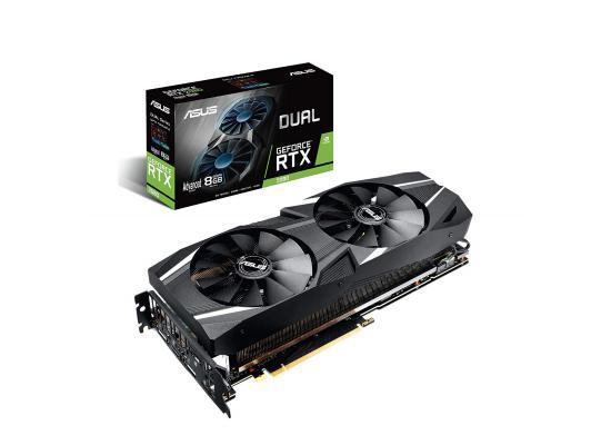ASUS Dual GeForce RTX 2080 Advanced edition 8GB GDDR6
