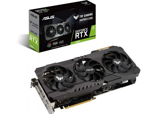 ASUS GeForce RTX™ 3090 TUF 24GB (On Custom Build Only)