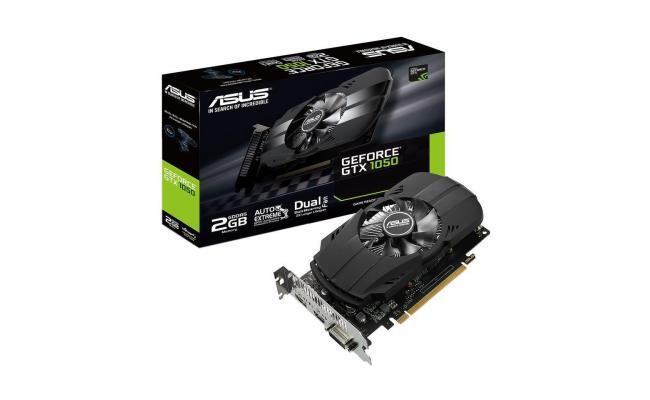 Asus Phoenix GTX 1050 2GB GDDR5