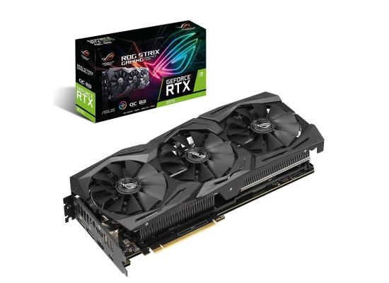 ASUS ROG Strix GeForce RTX 2070 advanced edition 8GB GDDR6