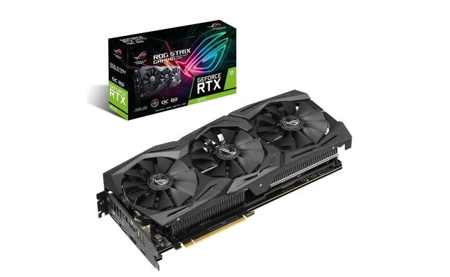 ASUS ROG Strix GeForce RTX 2070 OC edition 8GB GDDR6