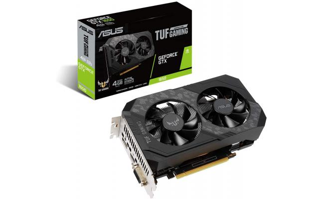ASUS TUF Gaming GeForce GTX 1650 GDDR5 4G 128bit memory - Graphics Card (On Custom Build Only)