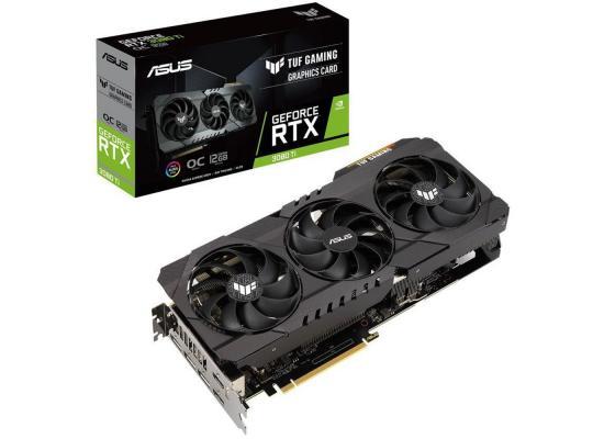 ASUS TUF Gaming GeForce RTX™ 3080 Ti GDDR6X 12GB (LHR)  - Graphics Card