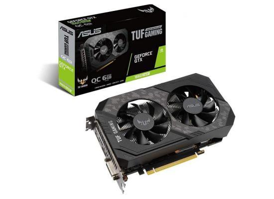 ASUS TUF GeForce GTX 1660 SUPER 6GB GAMING OC Edition - Graphics Card