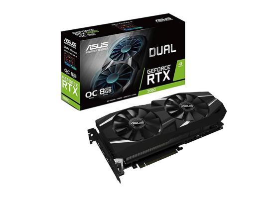 Asus Dual GeForce RTX 2080 OC edition 8GB GDDR6