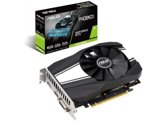 Asus Phoenix GeForce GTX 1660 Super Overclocked 6GB GDDR6 - Graphics Card