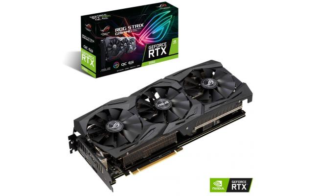 Asus ROG Strix GeForce RTX 2060 OC edition 6GB GDDR6