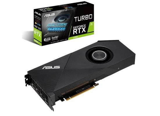 Asus Turbo GeForce RTX 2060 6GB GDDR6