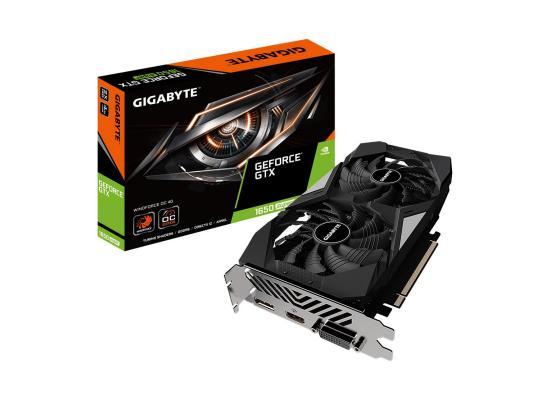 Gigabyte GeForce® GTX 1650 SUPER™ WINDFORCE OC 4G