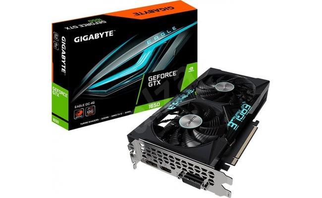 GIGABYTE GeForce® GTX 1650 DDR6 EAGLE OC 4GB