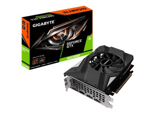 Gigabyte NVIDIA GTX 1660 SUPER MINI ITX OC 6G