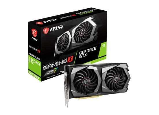 MSI NVIDIA GeForce 1650 SUPER 4GB GAMING X GDDR6