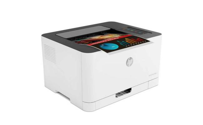HP Color Laser 150a A4 Color Laser USB Printer