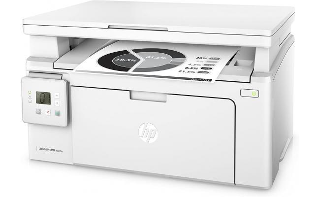 HP LaserJet Pro MFP M130a Multifunction 3in1 Printer