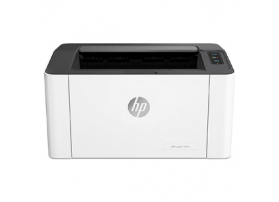 HP Laserjet 107w A4 Mono Laser- Wireless Printer