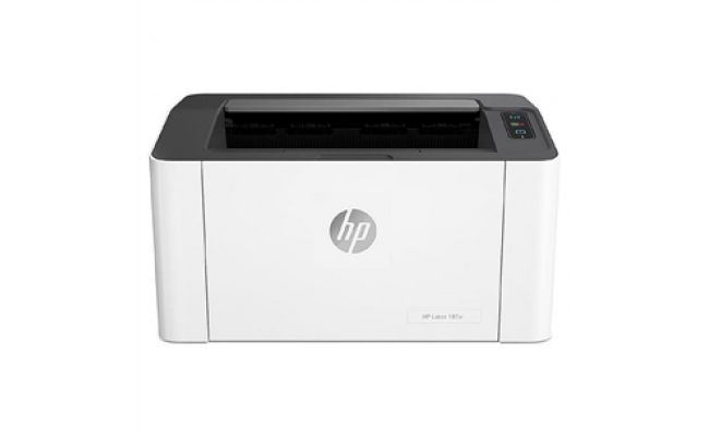 HP Laserjet 107w A4 Mono Laser- Wireless Printer