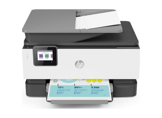 HP OfficeJet Pro 9013 All-in-One Smart Wireless Printer