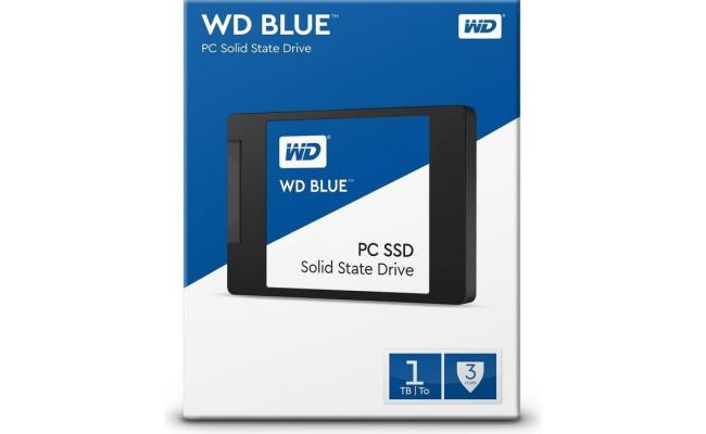"WD blue SSD 1TB 2.5"" Internal Solid State Drive  560 MB/s Read"
