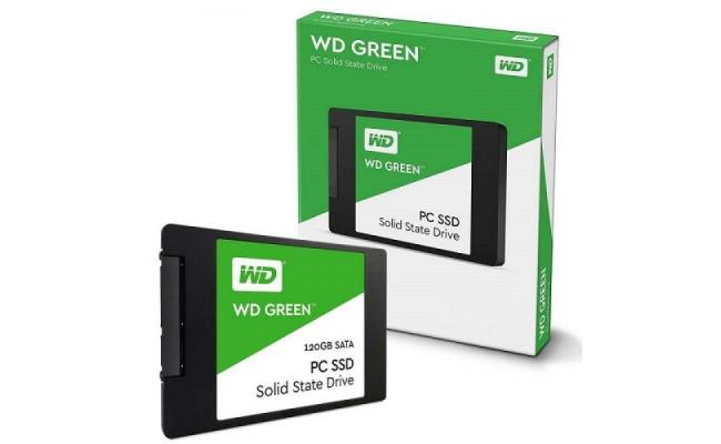 "WD Green SSD 480GB 2.5"" Internal Solid State Drive  600 MB/s Read"
