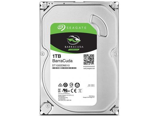"Seagate BarraCuda 1TB 7200 RPM SATA 6.0Gb/s 3.5"" Desktop Hard Drive"