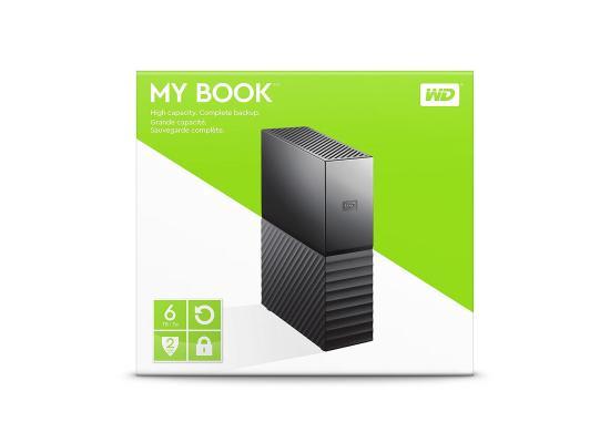 WD 6TB My Book Desktop External Hard Drive