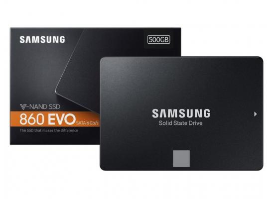 Samsung 860 EVO 500GB 2.5 inch SSD