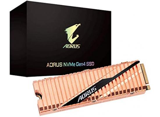 GIGABYTE AORUS NVMe Gen4 SSD 500GB UP TO 5000 MB/s