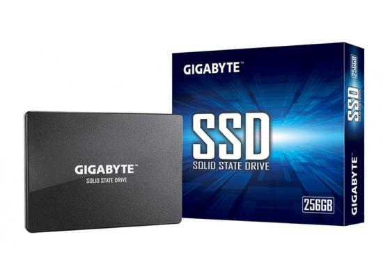 GIGABYTE SSD 256GB Read up to 520 MB/s - Write up to 500 MB/s