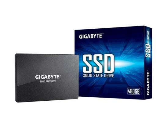 GIGABYTE SSD 480GB Read up to 550 MB/s - Write up to 480 MB/s