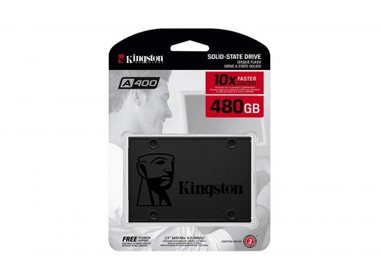 Kingston A400 SSD 480GB SATA 3 2.5Inch
