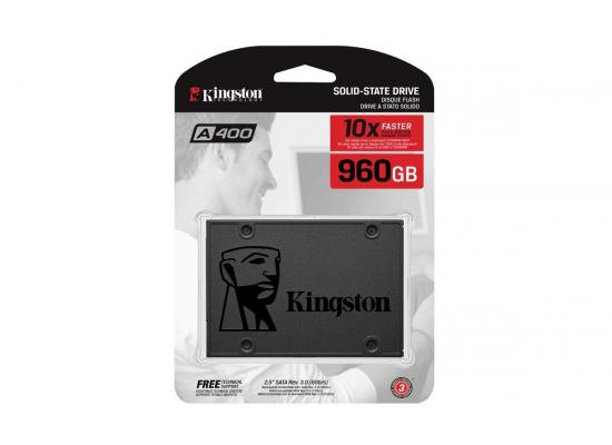 Kingston A400 SSD 960GB SATA 3 2.5Inch