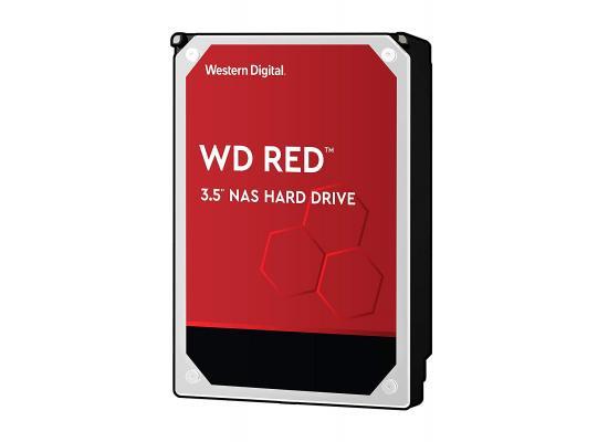 WD Red 6TB Hard Drive - 5400 RPM Class - SATA 6 Gb/s - 64 MB Cache - 3.5Inch